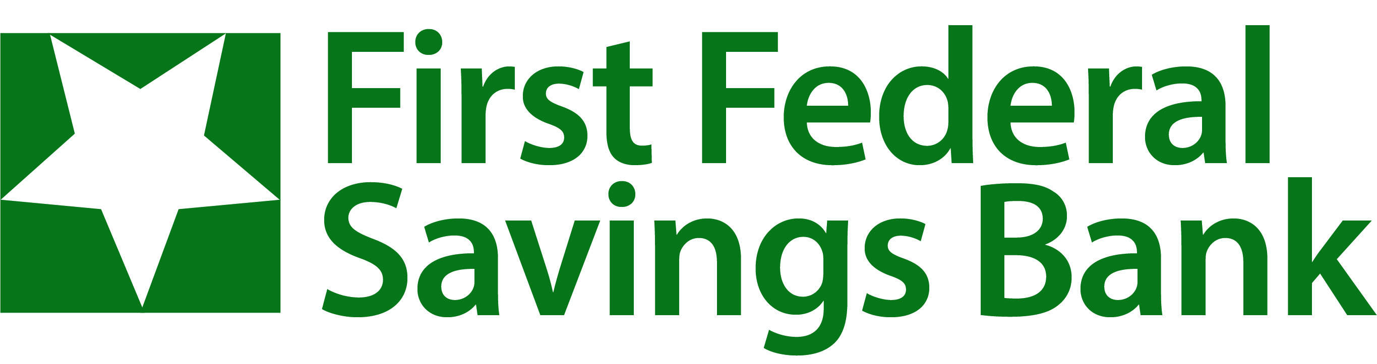 First Federal Savings Bank Logo